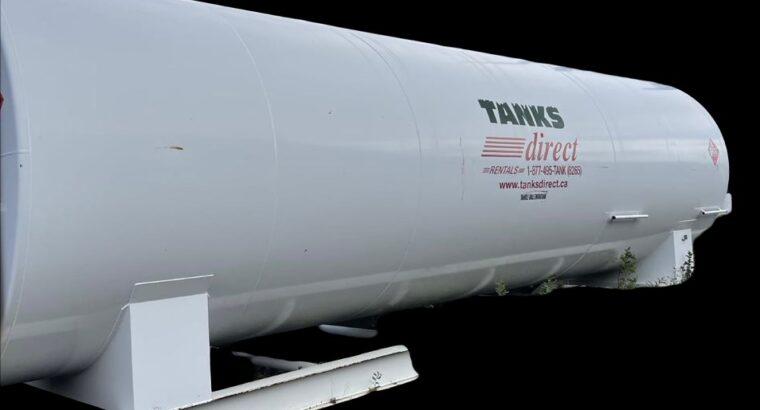Diesel Storage Tanks Enviro Tank 75,000 Litre Capacity
